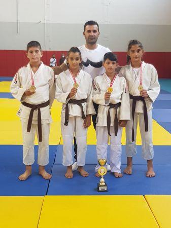 Judocular Sakarya'yı gururlandırdı