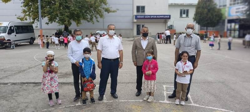 Kaymakam Dınkırcı'dan  okul güvenliği toplantısı