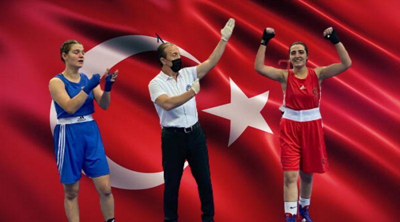 Sakaryalı boksör Türkiye şampiyonu