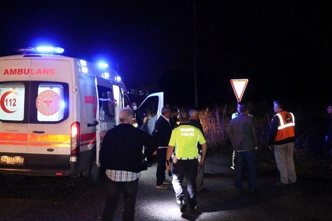 Erenler'de feci kaza: 6 yaralı!