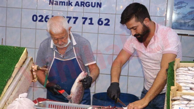 Balık fiyatları ucuzladı