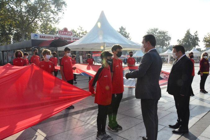 Sakarya'da İlköğretim Haftası kutlandı