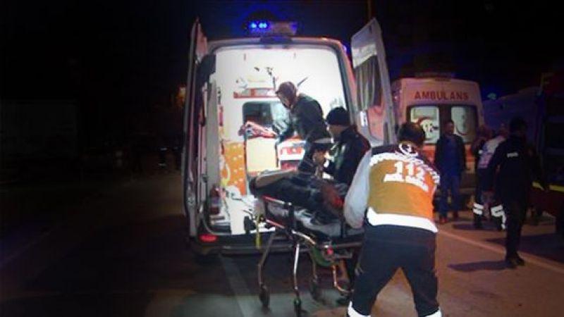 Serdivan'da kaza: Yaralılar var!