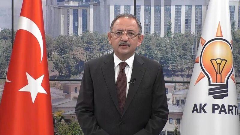 Ak Parti'li başkanlar hafta sonu Balıkesir'de
