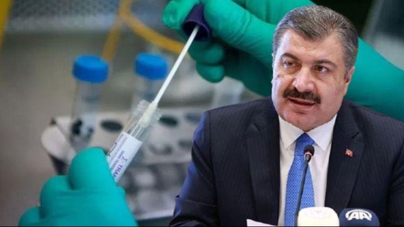 """Bakan Koca'dan """"Okullarda PCR"""" açıklaması"""