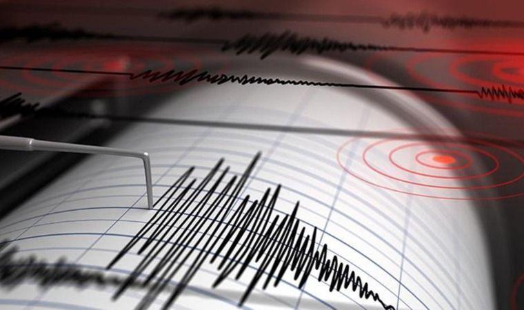 2.5 saat arayla 10 deprem!