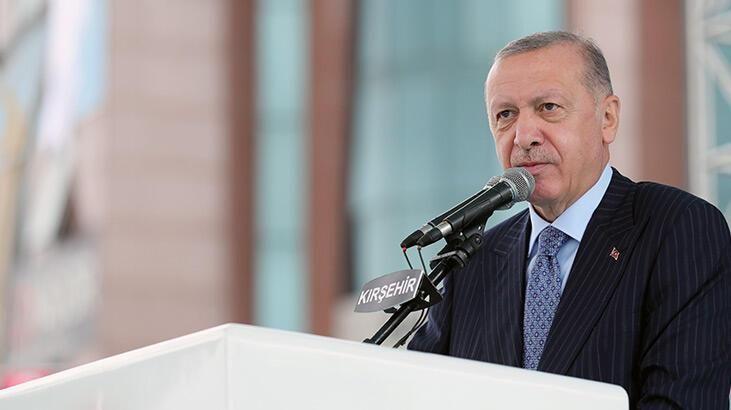 Erdoğan'dan enflasyon mesajı