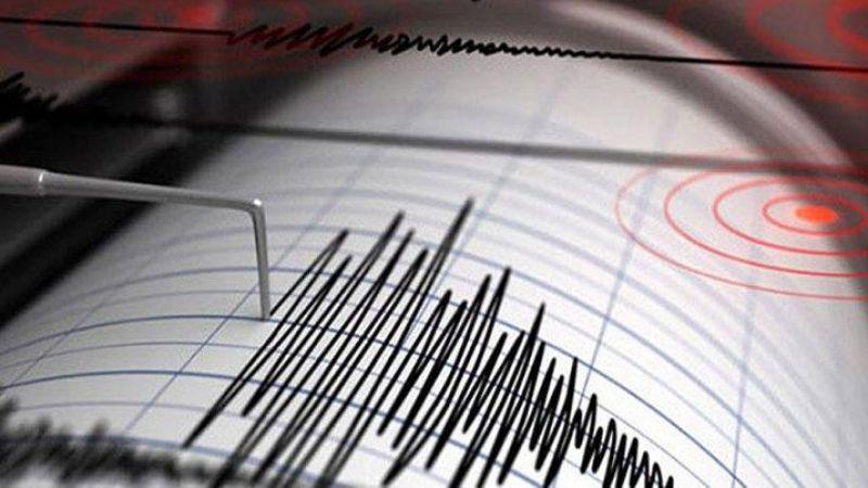 Korkutan deprem! Sabah 6'da sallandı