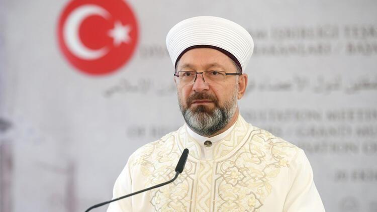 Diyanet İşleri Başkanlığı'na Ali Erbaş yeniden atandı
