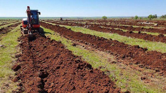 Hendek'te arazi hazırlığı hizmeti alınacak