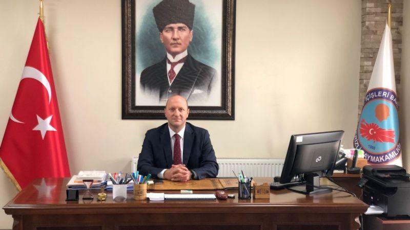 Hasan Balcı görevine başladı