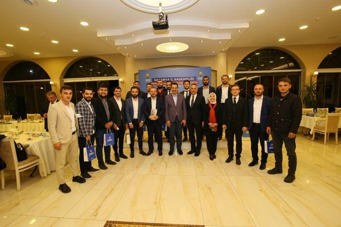 AK Parti Genişletilmiş Birim Başkanları toplantısı yapıldı