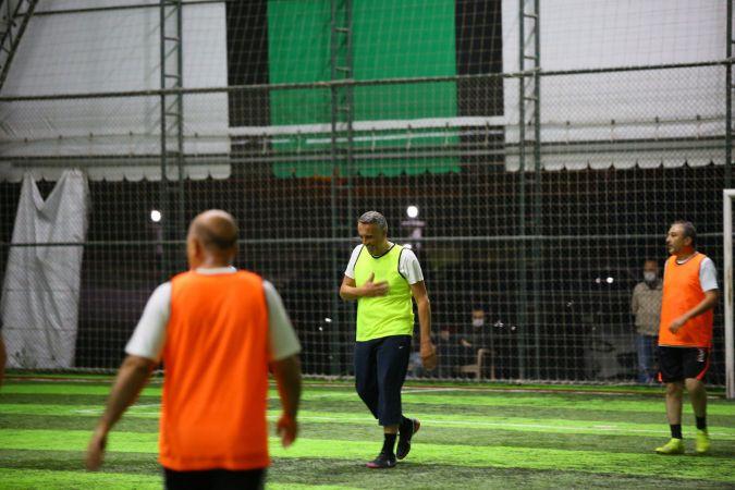 AK Gençlik futbol turnuvası başladı