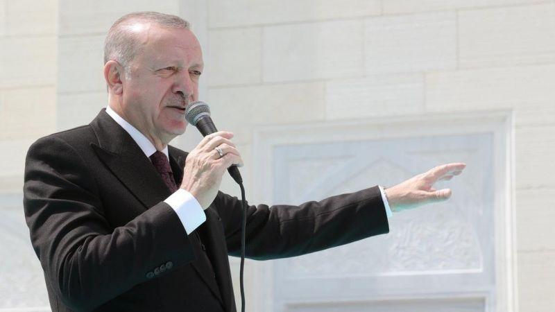 Erdoğan'dan yargıya yenilik