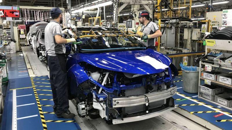 Toyota'da üretim duracak!