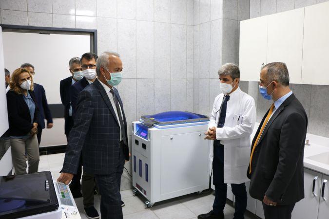SEAH'da Endoskopi ünitesi yenilendi