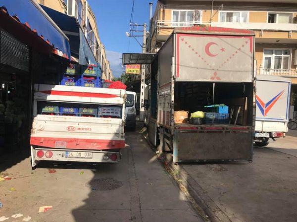 Dikbayır Katlı pazaryeri sorunlarına el attı