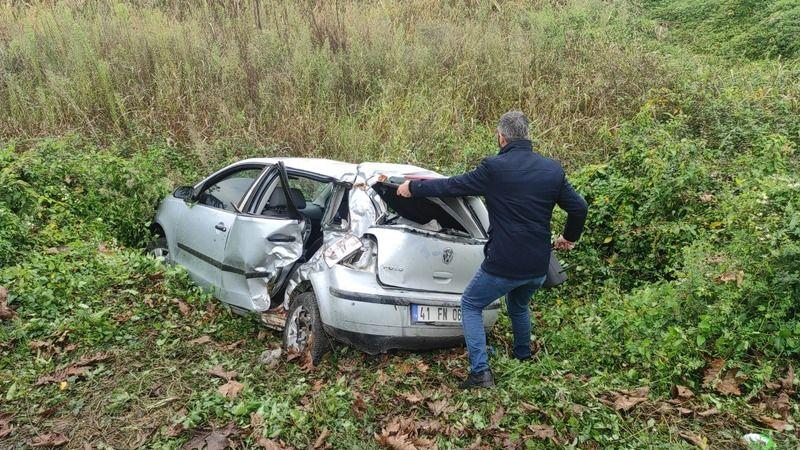 O kazadan acı haber