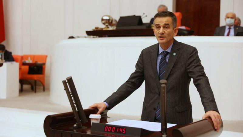 Dikbayır mecliste Sakarya için önerge sundu!