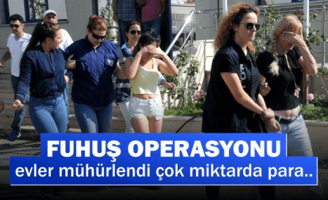 Fuhuş Operasyonu