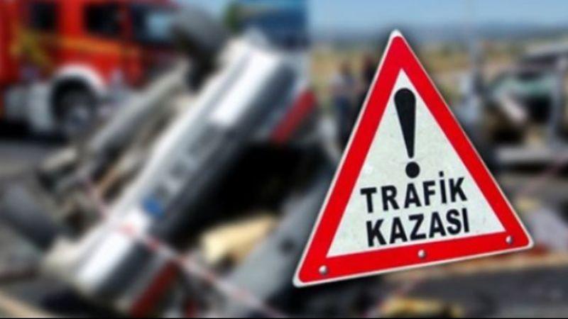 Afşin'de trafik kazası: 1'i çocuk 7 kişi yaralandı
