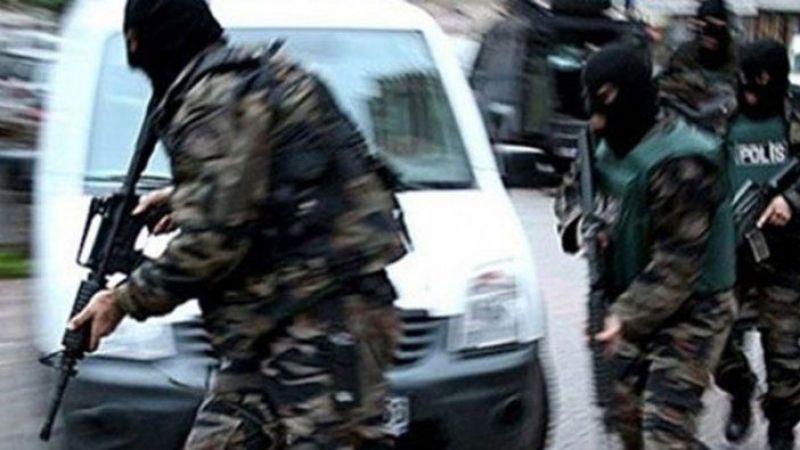 57 Adrese operasyon: 34 kişi yakalandı