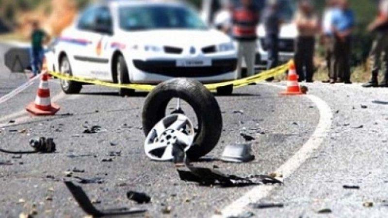 Feci trafik kazası: 1 ölü, 3 yaralı