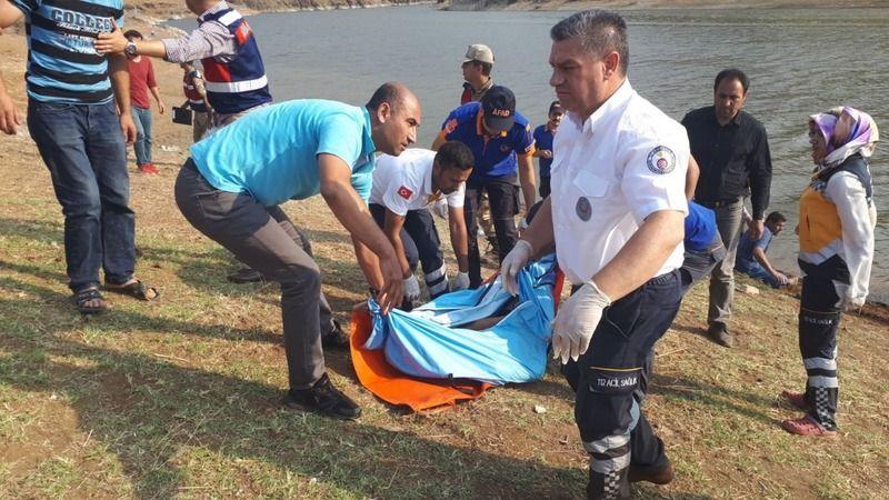 Elbistan'da 16 yaşındaki çocuk boğularak can verdi