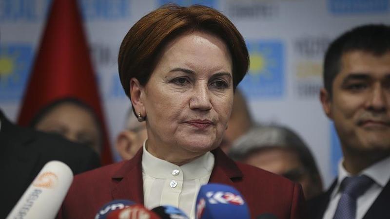 Meral Akşener aday olmayacağını tekrarladı