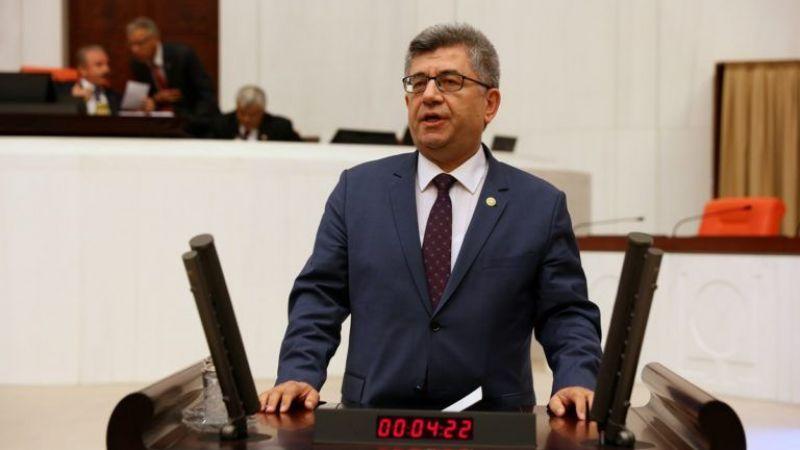 Maliye Bakanına Elbistanlı işçileri sordu