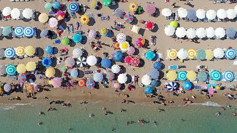 Türkiye'nin 6 aylık turizm geliri 11,5 milyar dolara ulaştı