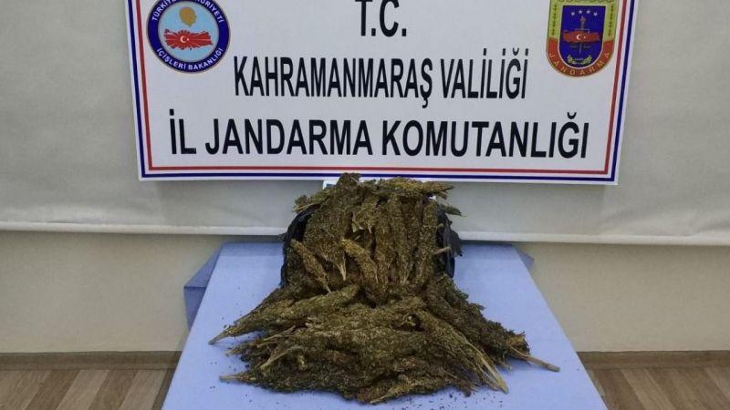 3 kilogram uyuşturucu ele geçirildi