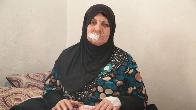 Suriye uyruklu kadının 4 bileziğini gasbederek kaçtılar