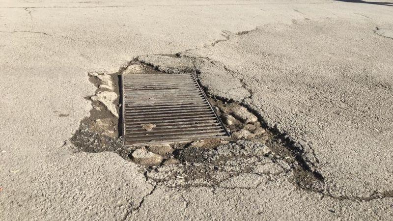 Elbistan'daki Bozuk yollar geçici değil kalıcı problem haline geldi