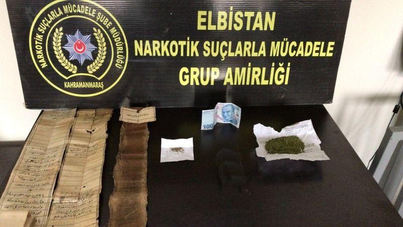 Kavganın altından uyuşturucu ticareti çıktı, 2 kişi tutuklandı