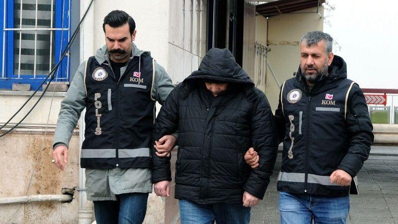 46 suçtan 6 yıldır aranan zanlı yakalandı