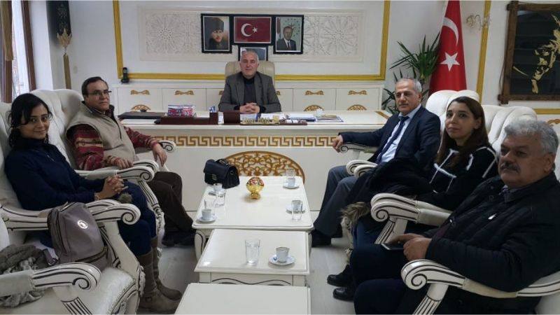 Ahmet Tıraş: Kent Müzesi bitme aşamasında