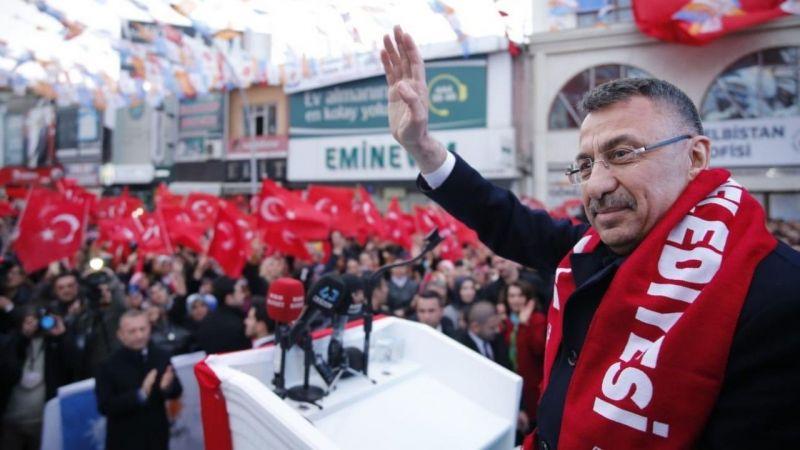 Fuat Oktay: Cumhurbaşkanımız Elbistan'a verdiği sözü yerine getirecek