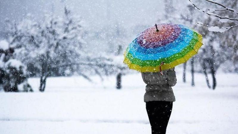 Elbistan dikkat! Sağanak kar geliyor!