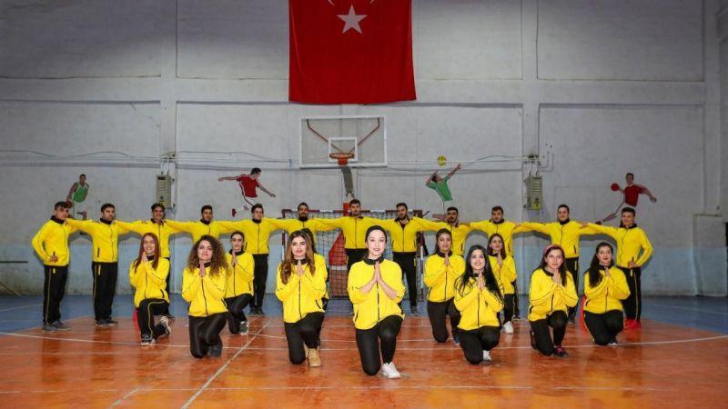 ABLASTA ekibinin hedefi şampiyonluk