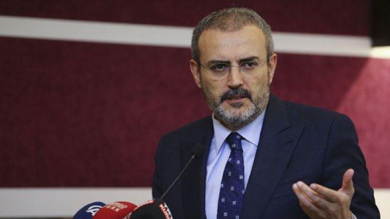 Mahir Ünal: HDP, CHP ve İYİ Parti ittifak yapıyor