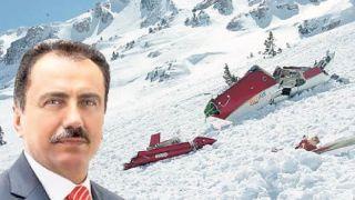 """Muhsin Yazıcıoğlu'nun helikopterindeki """"GPS hırsızlığı"""" davasına devam edildi"""