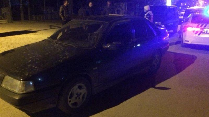 Elbistan'da Drift yaparak kaçan sürücüye 5 bin 245 lira ceza