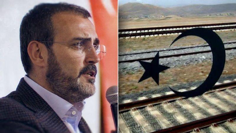 Mahir Ünal'dan Elbistan'a Demiryolu müjdesi