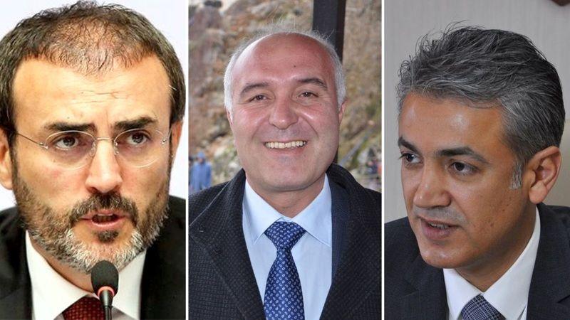 Mahir Ünal'dan Tuncay Akkoyun ve Ahmet Tıraş'a teşekkür