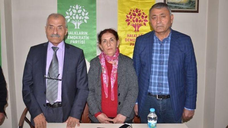 HDP Elbistan Belediye Başkan Adayını açıkladı