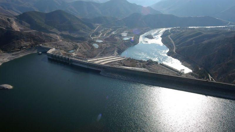 Su seviyesi yükselen baraj için vatandaşlar uyarıldı