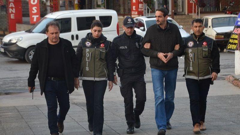 10 Yıl hapis cezası olan firari yakalandı