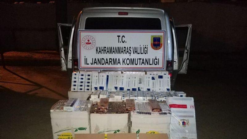 Sigara kaçakcısına 115 bin tl para cezası!
