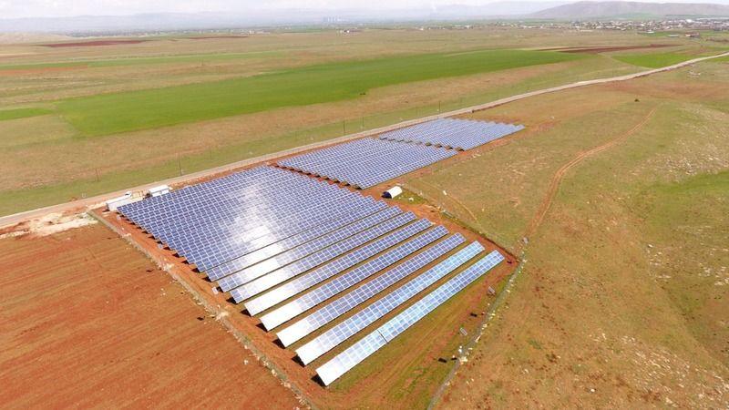 Afşin Belediyesi ürettiği enerjiden para kazanıyor